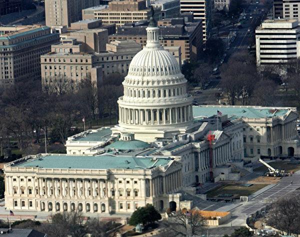 华盛顿哥伦比亚特区。(PAUL J.RICHARDS/AFP/Getty Images)