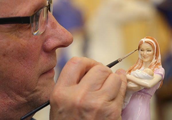 工艺美术师。(Dave Thompson/Getty Images)