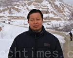 """中国维权律师高智晟,因多年来为受迫害的法轮功学员及""""地下基督教徒""""发声,而遭中共非法关押。(大纪元资料图片)"""