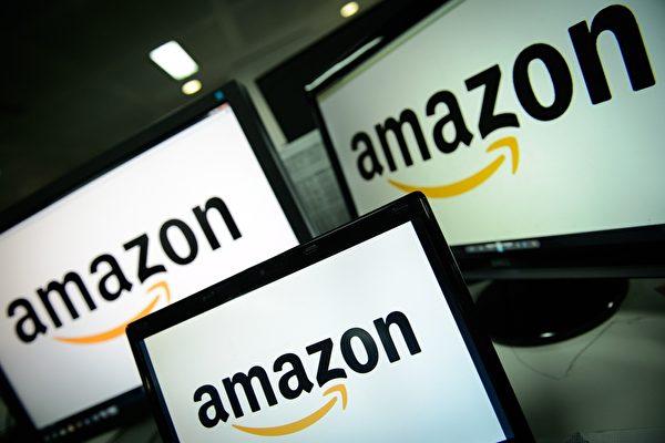 亚马逊(Amazon)。(LEON NEAL/AFP/Getty Images)