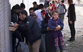 歐洲難民潮剛開始 全球六千萬人想移民