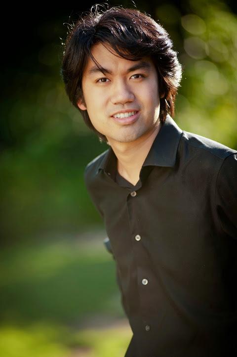 陈宣尧(Sean Chen)(范·克莱本基金会提供)