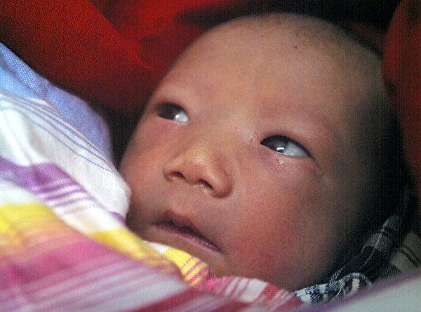 棄嬰,在中國依然很嚴重,他們剛剛來到這個世界,就被父母遺棄甚至殺死。(AFP)