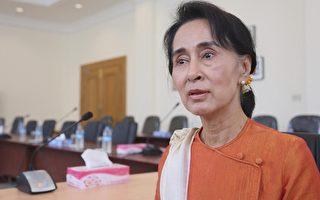 《緬甸要民主》-翁三蘇姬。(公視提供)