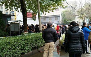 河北法轮功学员被绑架案 四天庭审震撼法庭