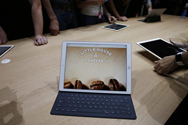 新iPad Pro12日起在澳洲开始预订。(Stephen Lam/ Getty Images)