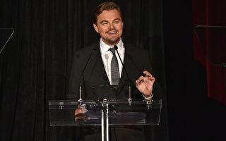 好萊塢明星明星 萊昂納多.迪卡普里奧將於12月5日出席巴黎氣候峰會。 (Larry Busacca/Getty Images for DGA)