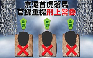 中国时局一周大事解读:刑上常委
