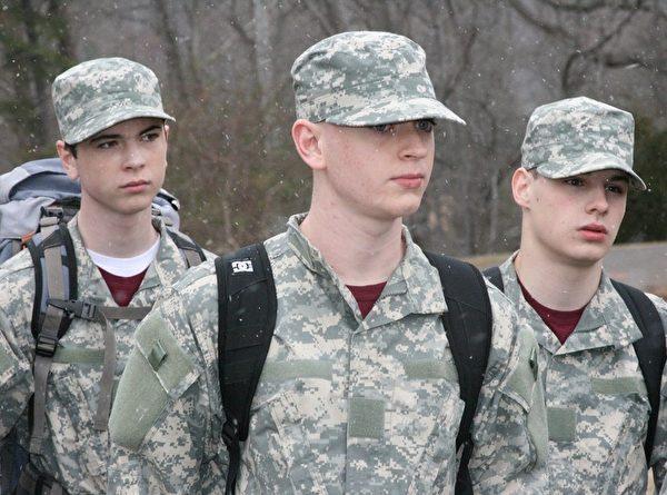 成立于1909年,拥有一百多年悠久历史的哈格雷军校(Hargrave Military Academy),是美国屈指可数的几所高质量高中、大学预科男生寄宿学校之一。(哈格雷军校提供)