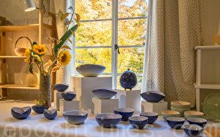 硅谷陶瓷艺术展:每一件都有独特的美