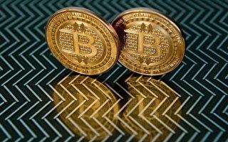 全家10月28日起導入比特幣支付功能,金管會主委曾銘宗認定比特幣不屬於貨幣,不會介入管轄。(AFP)