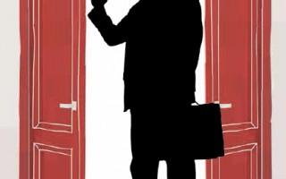 房市好,有些房地产经纪会主动上门询问是否要卖房,你愿意吗?(大纪元制图)