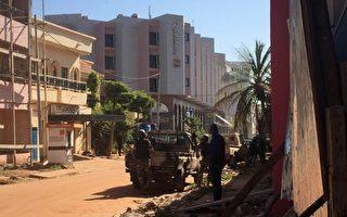 【突發】2恐怖分子闖馬里首都酒店 挾持170人