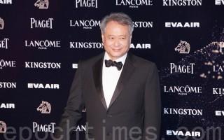 导演李安出席第52届金马奖颁奖礼。(叶觉/大纪元)