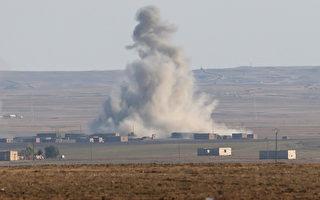 美空袭炸毁283辆IS运油车 克里:IS必败