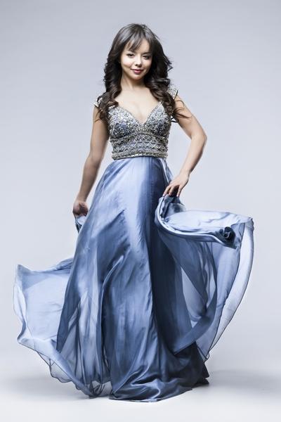 加拿大选美冠军林耶凡。(林耶凡脸书)
