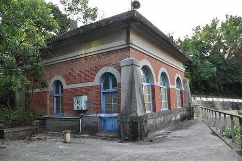 暖暖百年帮浦间,完工启用于1902年。 (图片提供:tony)