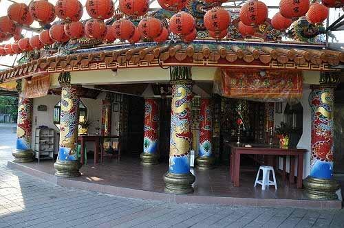 双生福德宫(左为福兴宫,右为福德宫)(图片提供:tony)