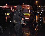突尼斯一辆载有总统卫队成员的巴士在首都发生爆炸,官方确认是恐怖袭击,突尼斯总统宣布全国进入紧急状态。(FETHI BELAID/AFP/Getty Images)