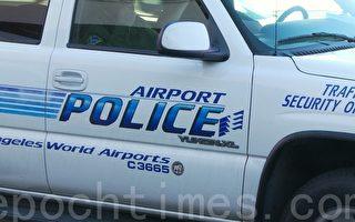 洛机场旅客或创纪录 防恐维安更拥堵
