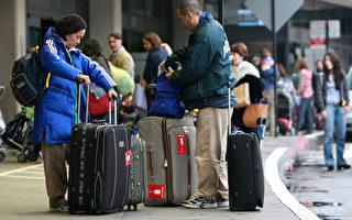 感恩节365万南加居民外出旅行