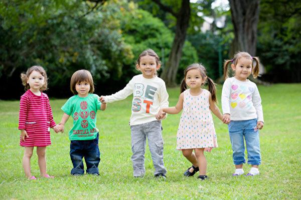 穿上Kotachi童裝的孩子們。(Kotachi提供)