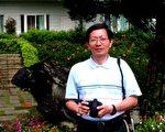 张义龙因修炼法轮功,明白人生所为何来,生活充满了希望。(张义龙提供)