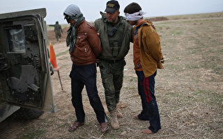 IS傷亡慘重 越來越多武裝分子叛逃
