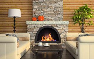 旧金山禁燃木壁炉 3替代方案更时尚