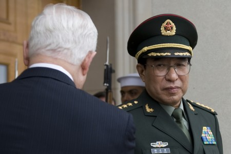 徐才厚被江澤民安插進軍隊的一個重要目的是監控習近平。(大紀元資料室)