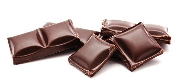 黑巧克力棒(Fotolia)