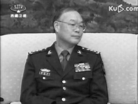據港媒透露,江澤民的大秘賈廷安已被宣布停職交代問題。(視頻截圖)