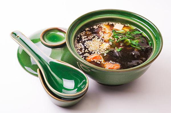 三文魚醬湯(fotolia)