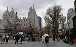 全美最有耶诞气氛城市:盐湖城
