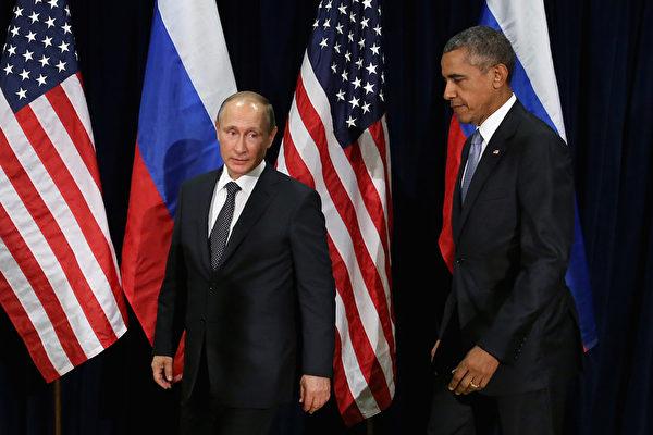 奧巴馬巴黎會普京 談敘利亞和土耳其衝突