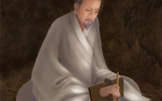 南宋将领文天祥,在在元人的湿寒监牢里,写下歌以咏志的五言长诗《正气歌》。(羊妹/大纪元制图)