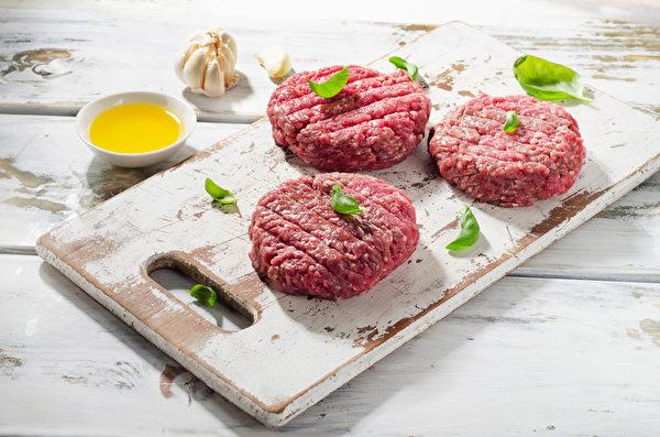 牛肉餅(fotolia)