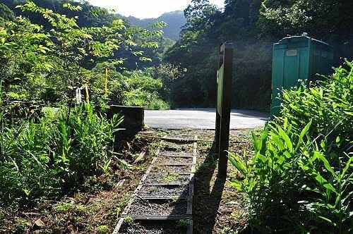 抵达磐石岭登山步道终点,接汐平公路。(图片提供:tony)
