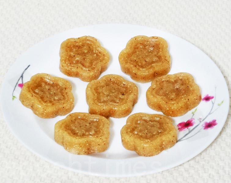 【美食典故】八珍糕的由来