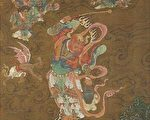 雷公传说是掌管打雷的神。(维基百科公有领域)