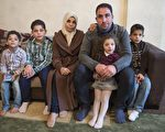 难民抵多伦多   儿童入学准备就绪