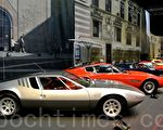 組圖:比利時汽車展 飽覽經典意大利汽車