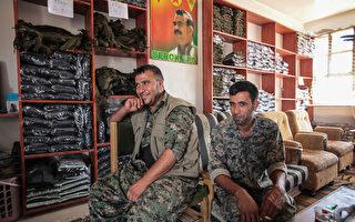 澳男加入叙利亚游击队 遭德国驱逐出境