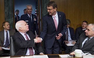 美防長籲各國加強打擊IS 願助伊軍奪回拉馬迪