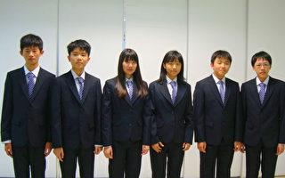 国际青少年奥林匹克科学竞赛 台夺6金居首