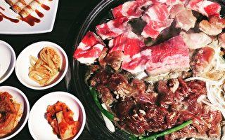 元GEN韓國燒烤提供豐富的肉類食材。(元GEN網站)
