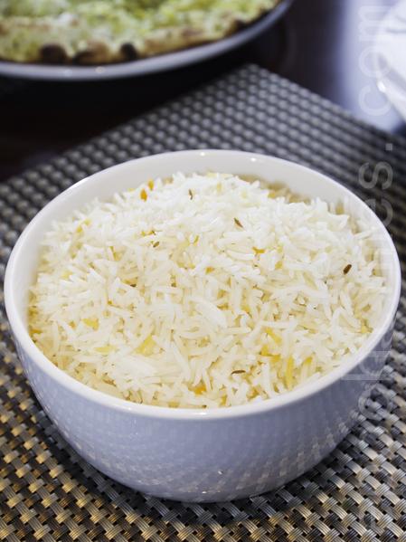 BASMATI RICE印度香米。(李歐/大紀元)