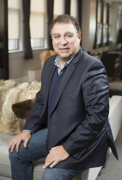 保罗乔治(Pologeorgis)公司总裁Nick Pologeorgis先生。(张学慧/大纪元)