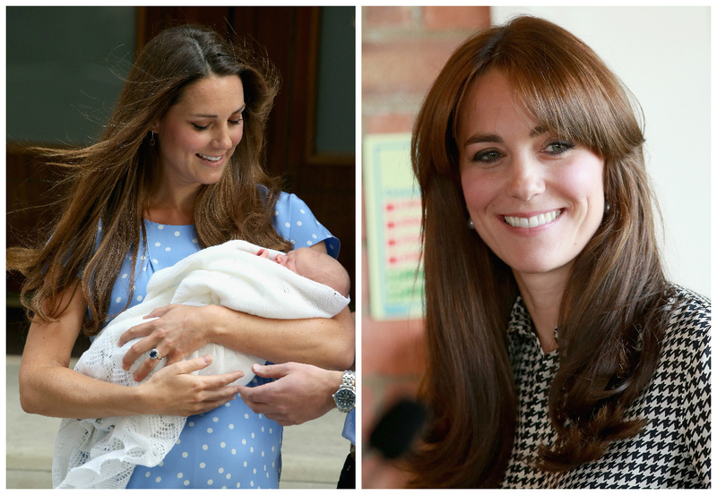 凯特王妃自然分娩秘笈:孕期保健美妆有道