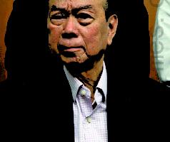 乡议局功能组别立法会议员刘皇发,被监察团体评为年度表现最差议员。(大纪元资料图片)